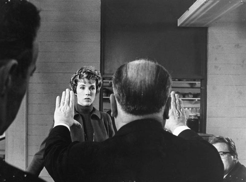 Le Rideau déchiré : Photo Julie Andrews
