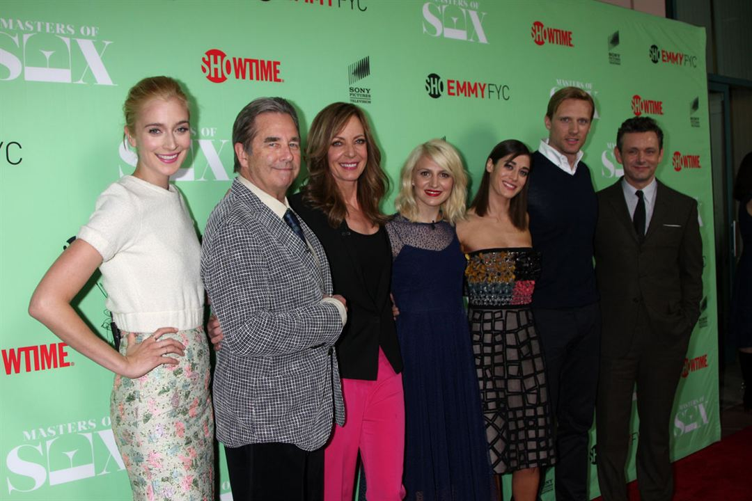 Photo promotionnelle Allison Janney, Annaleigh Ashford, Beau Bridges, Caitlin Fitzgerald, Lizzy Caplan