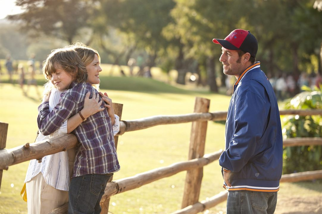 Famille recomposée : Photo Adam Sandler, Drew Barrymore
