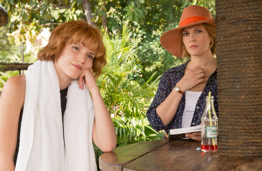 Famille recomposée : Photo Bella Thorne, Drew Barrymore