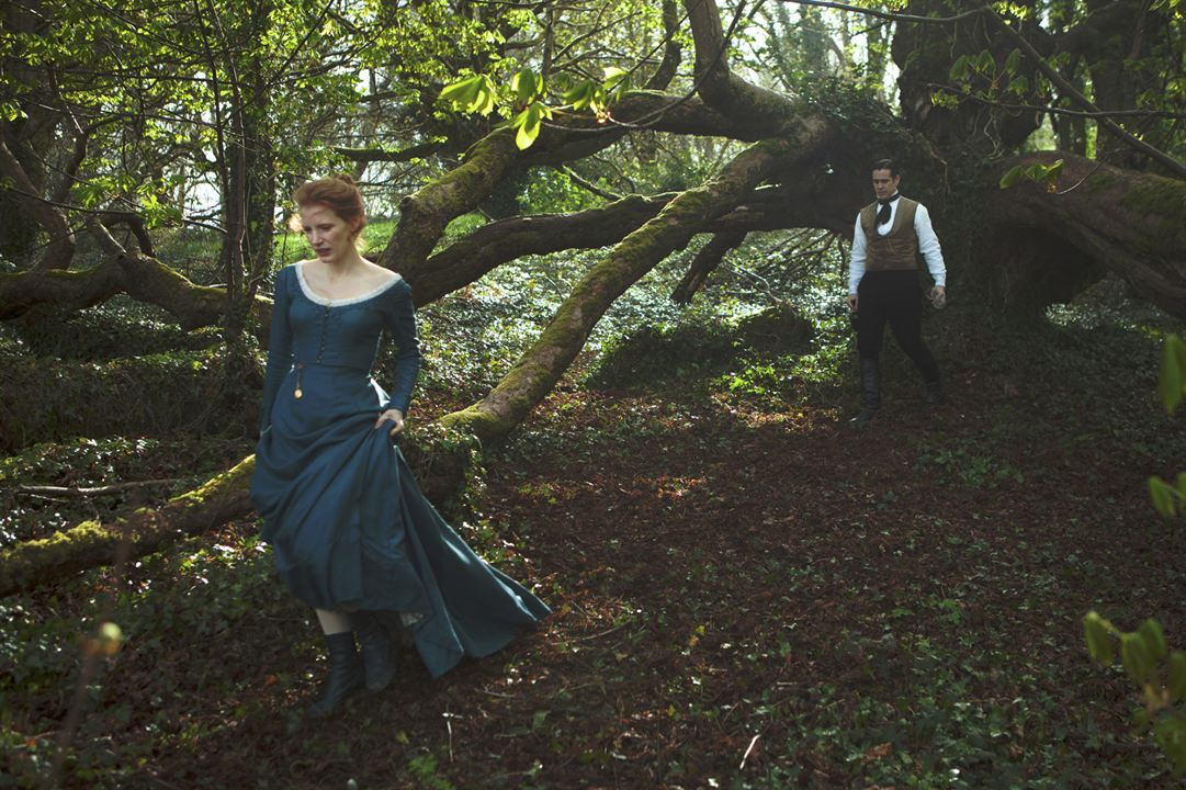 Mademoiselle Julie : Photo Colin Farrell, Jessica Chastain