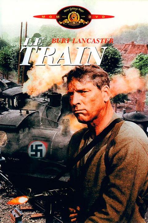 Le Train : Affiche