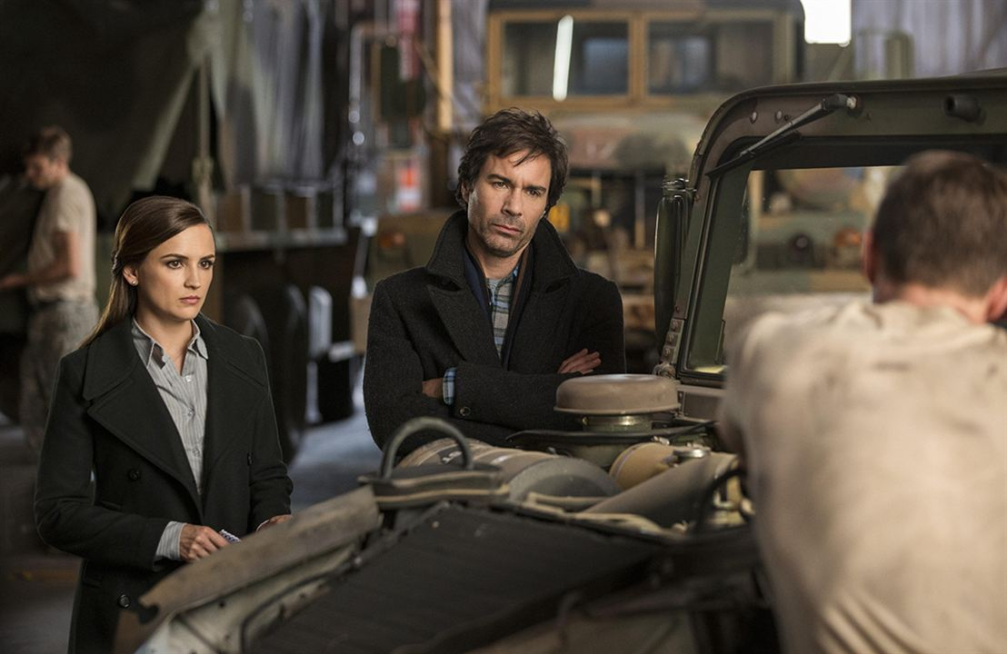 Photo Eric McCormack, Rachael Leigh Cook