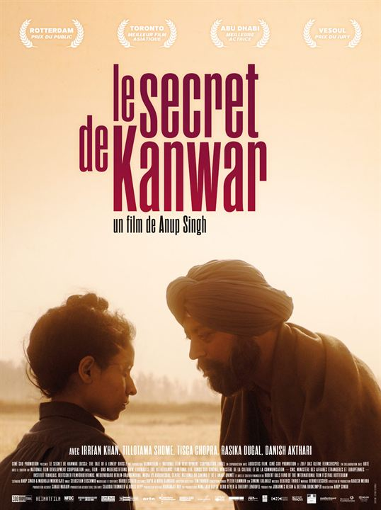 Le Secret de Kanwar : Affiche