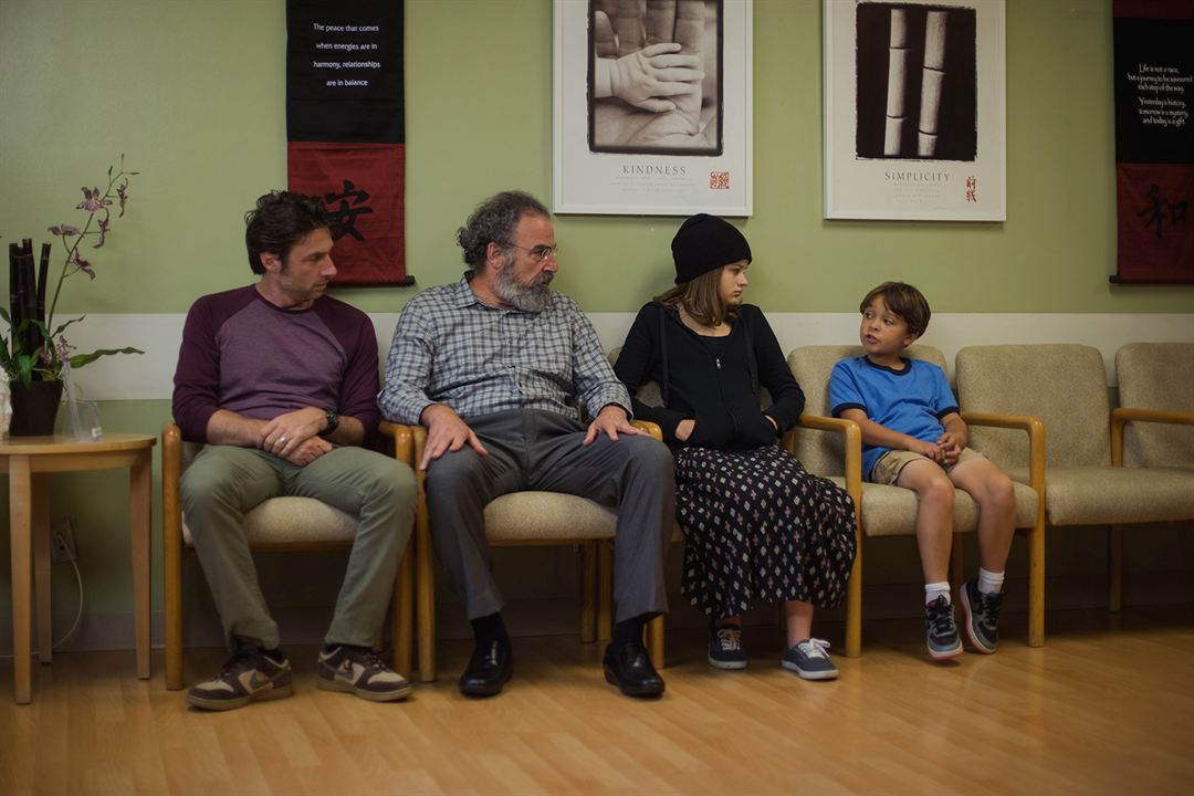 Le rôle de ma vie : Photo Joey King, Mandy Patinkin, Pierce Gagnon, Zach Braff