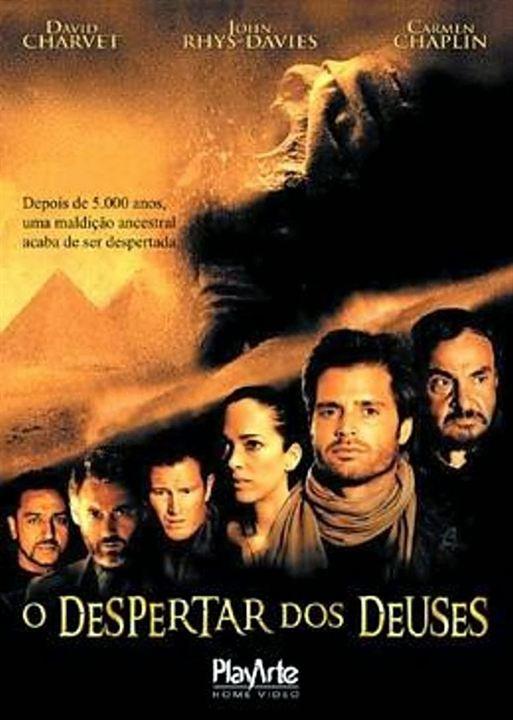 La malédiction de la pyramide : Affiche