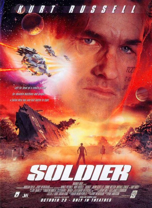 Soldier : Affiche