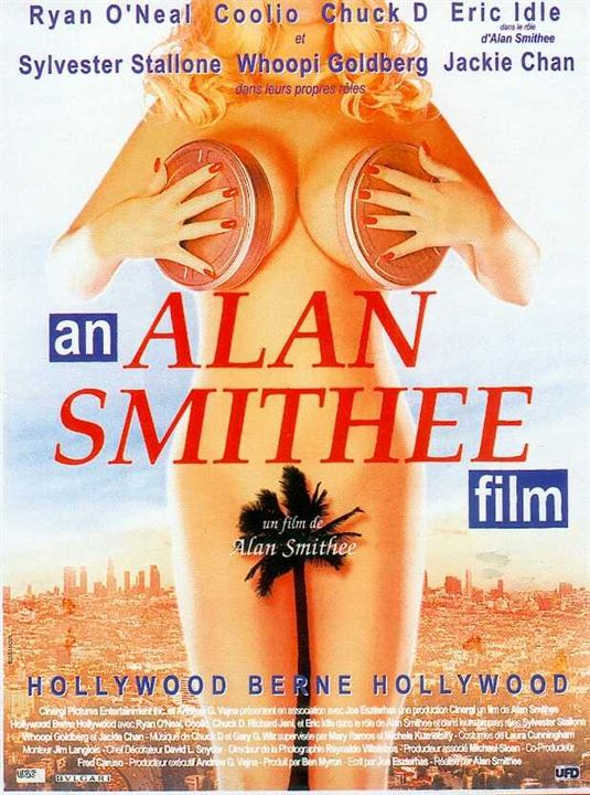 An Alan Smithee Film: Burn Hollywood Burn : Affiche