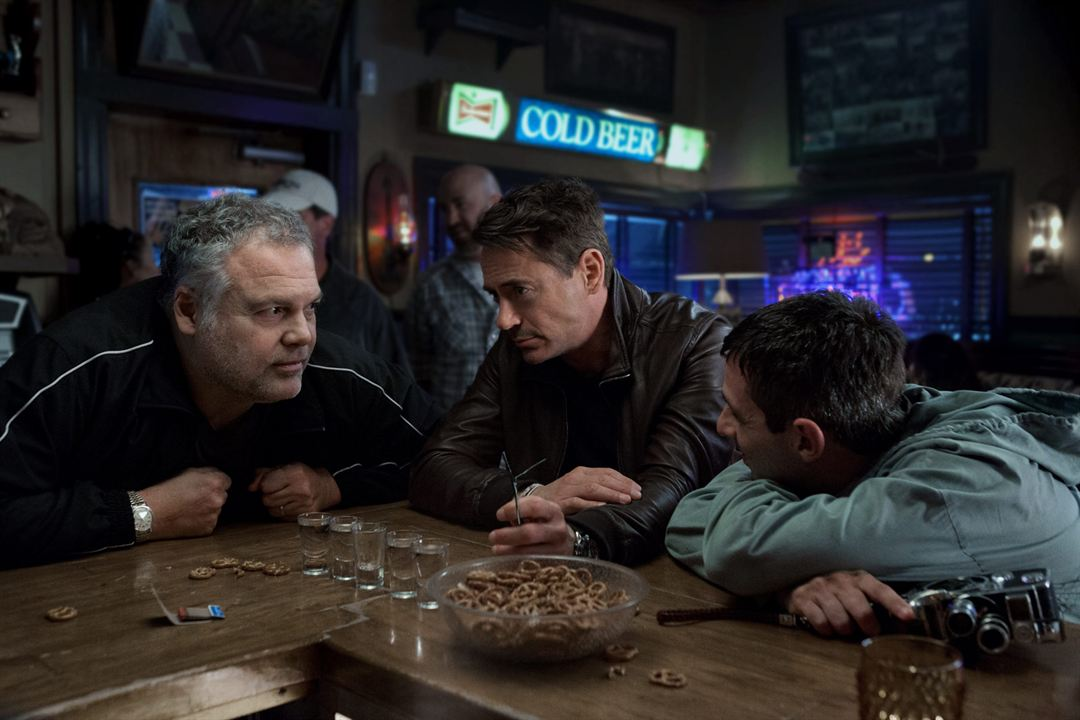 Le Juge : Photo Jeremy Strong, Robert Downey Jr., Vincent D'Onofrio