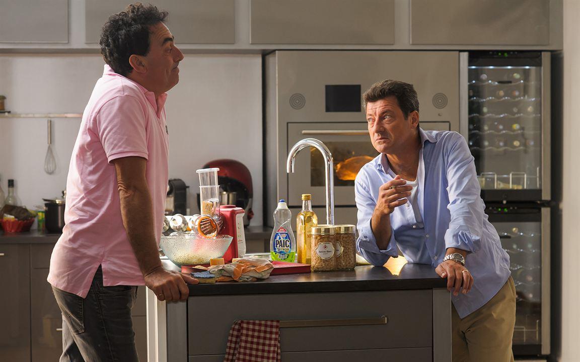 Repas de famille : Photo Eric Carrière, Francis Ginibre