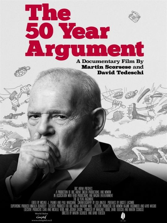 The 50-Year Argument : Affiche