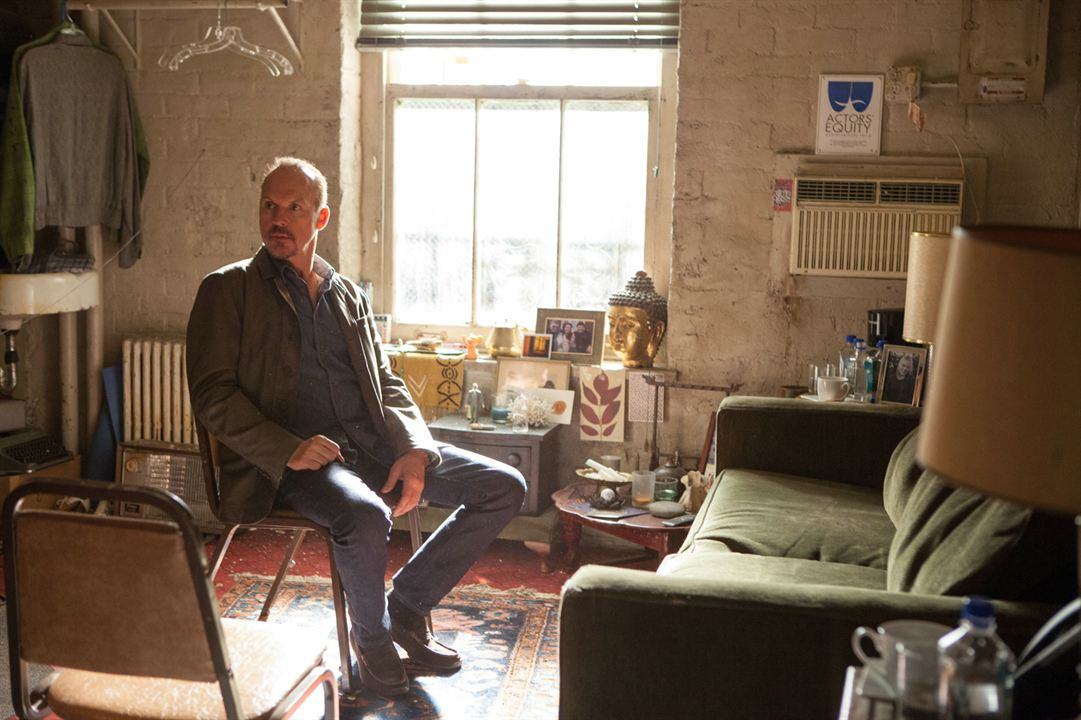 Birdman : Photo Michael Keaton