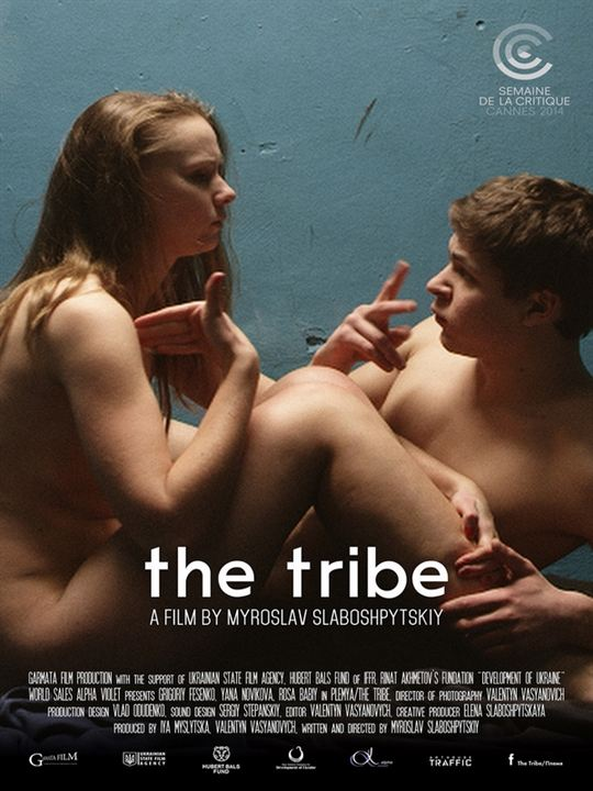 The Tribe : Affiche