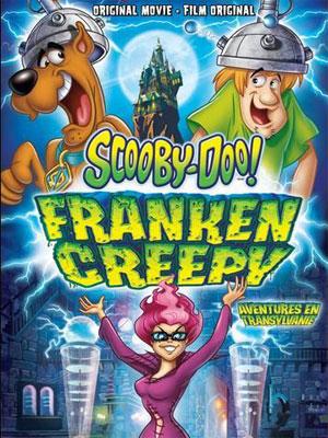 Scooby-Doo ! Aventures en Transylvanie : Affiche