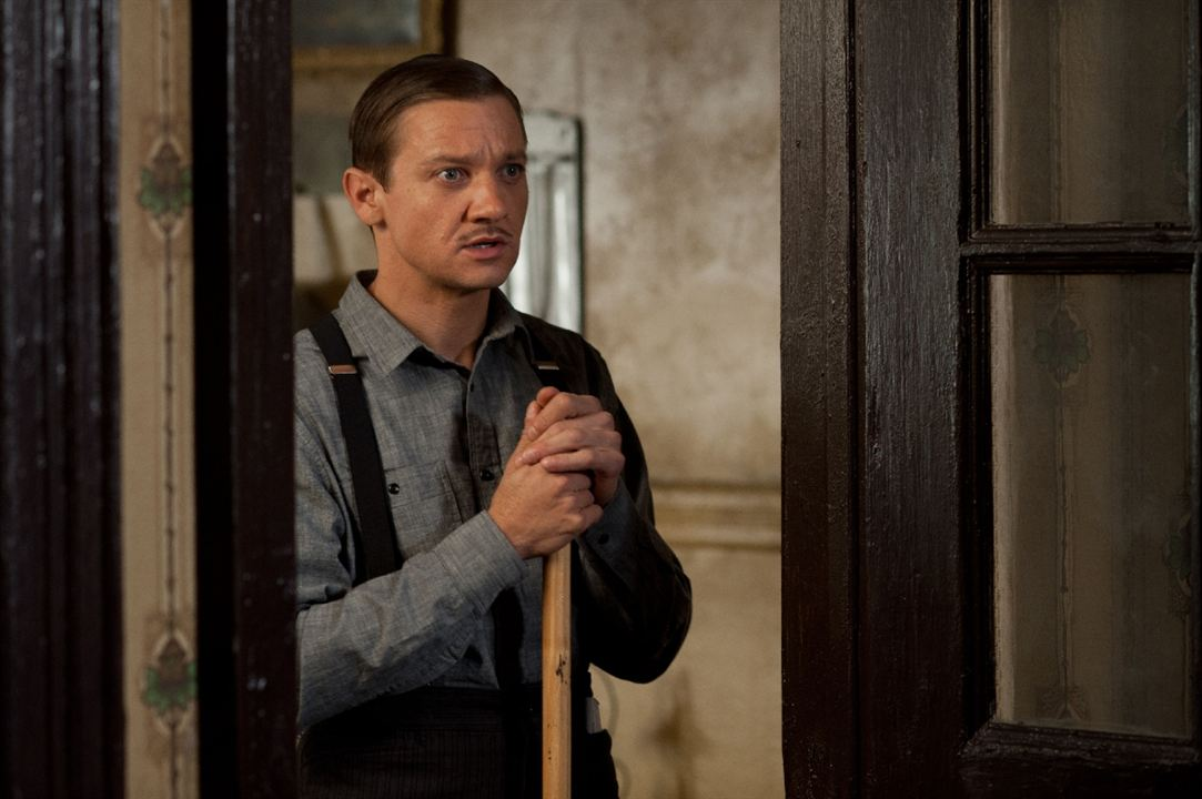 The Immigrant : Photo Jeremy Renner