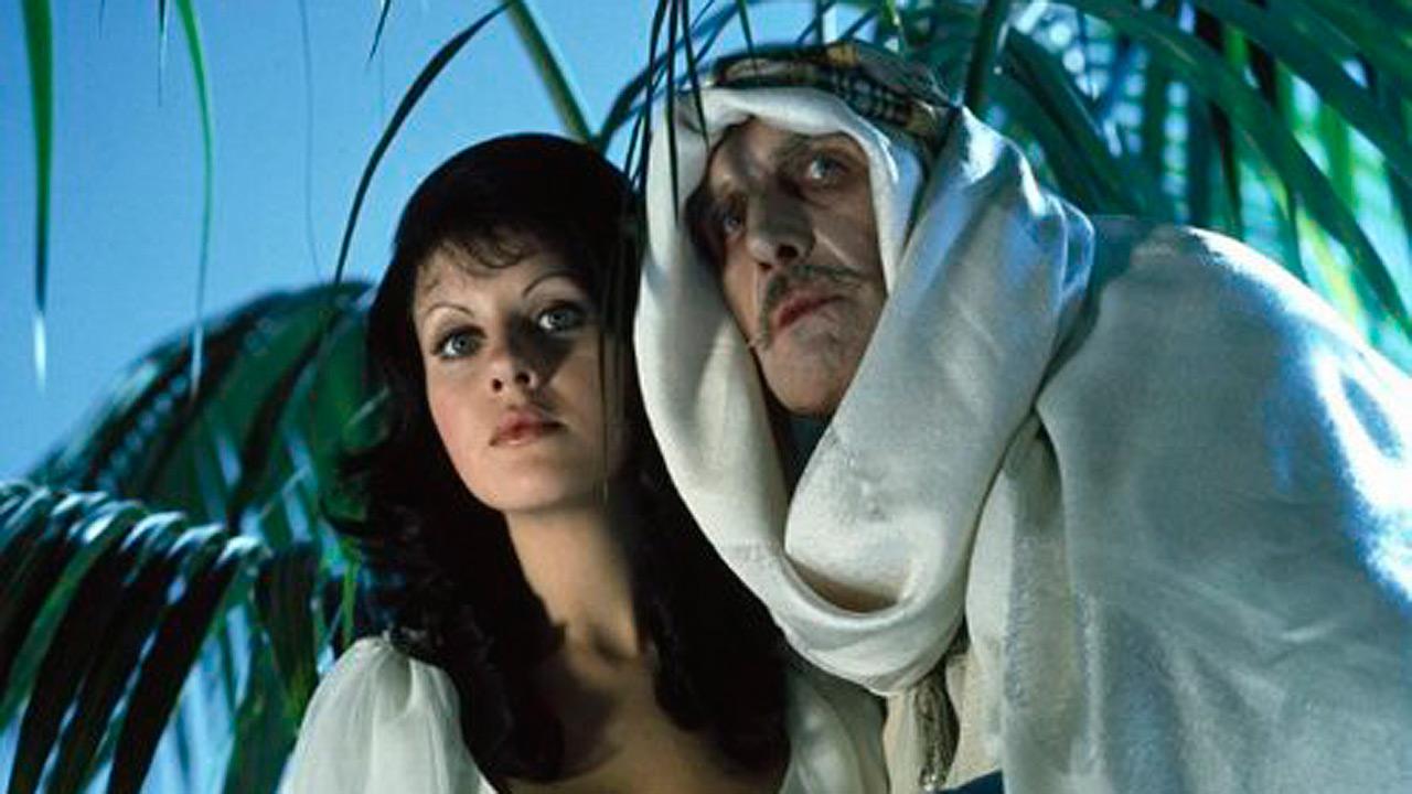 Le Retour de l'abominable Phibes : Photo