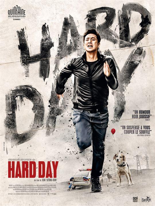 Hard Day : Affiche
