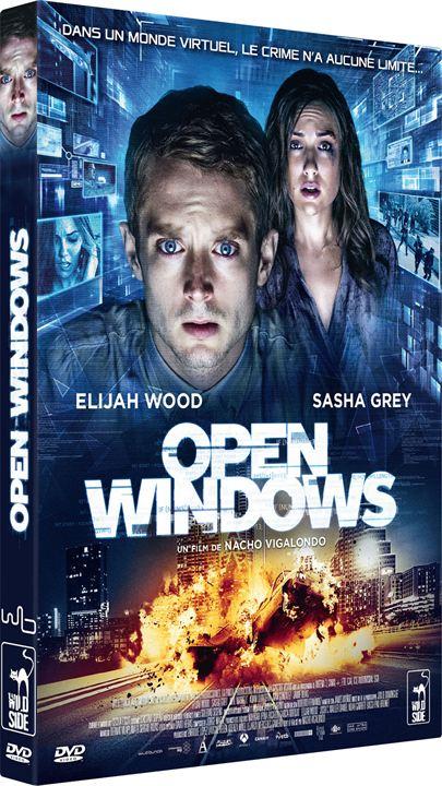Open Windows : Affiche
