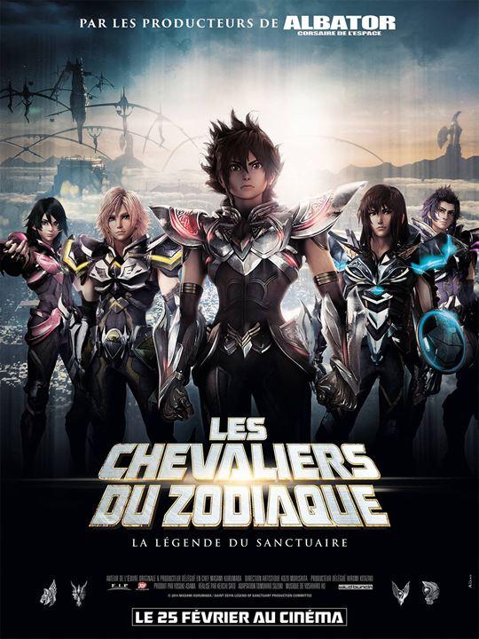 Les Chevaliers du Zodiaque : La Légende du Sanctuaire 596686