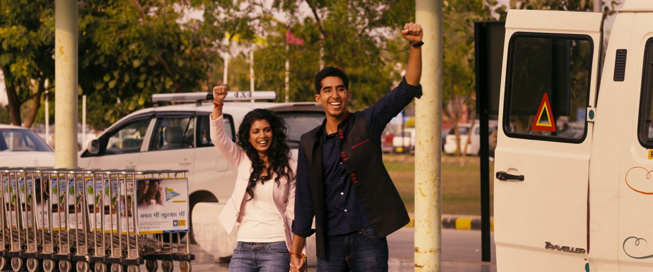 Indian Palace - Suite royale : Photo Dev Patel, Tina Desai