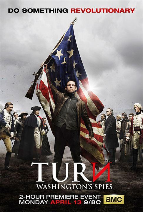 Turn: Washington's Spies : Affiche