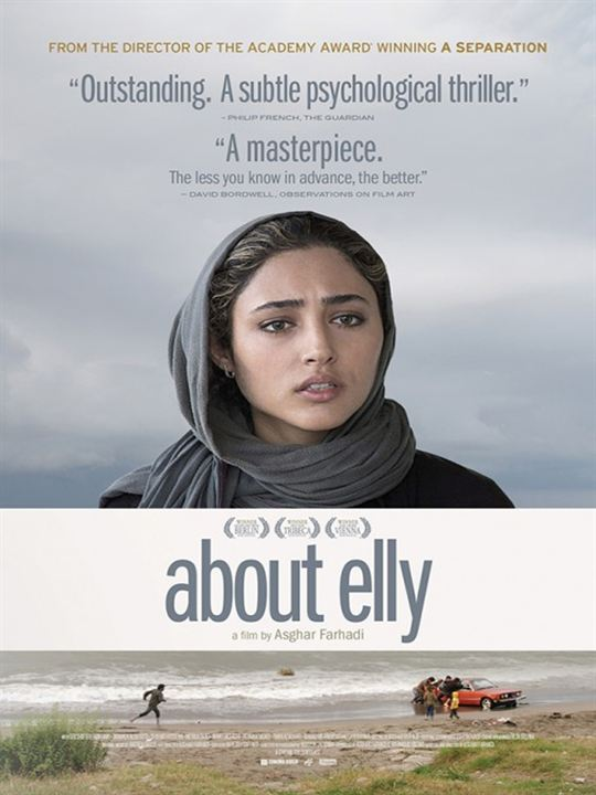 A propos d'Elly : Affiche