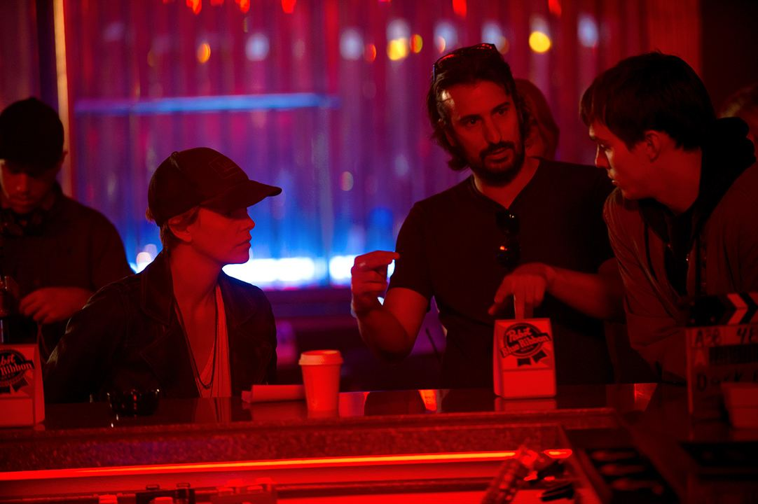 Dark Places : Photo Charlize Theron, Gilles Paquet-Brenner, Nicholas Hoult