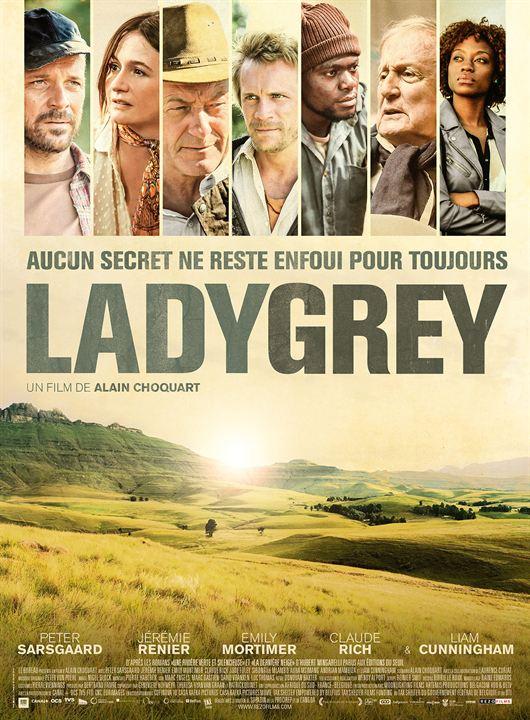 Ladygrey : Affiche