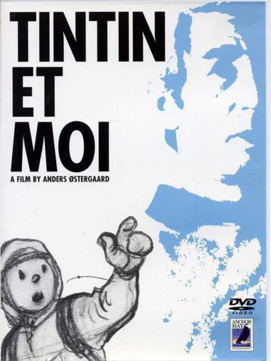 Tintin et moi : Affiche