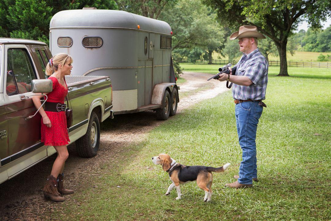En cavale : Photo Jim Gaffigan, Reese Witherspoon
