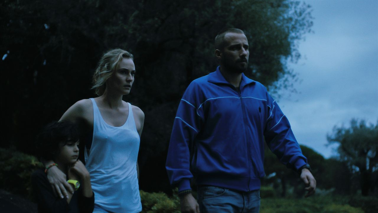 Maryland : Photo Diane Kruger, Matthias Schoenaerts