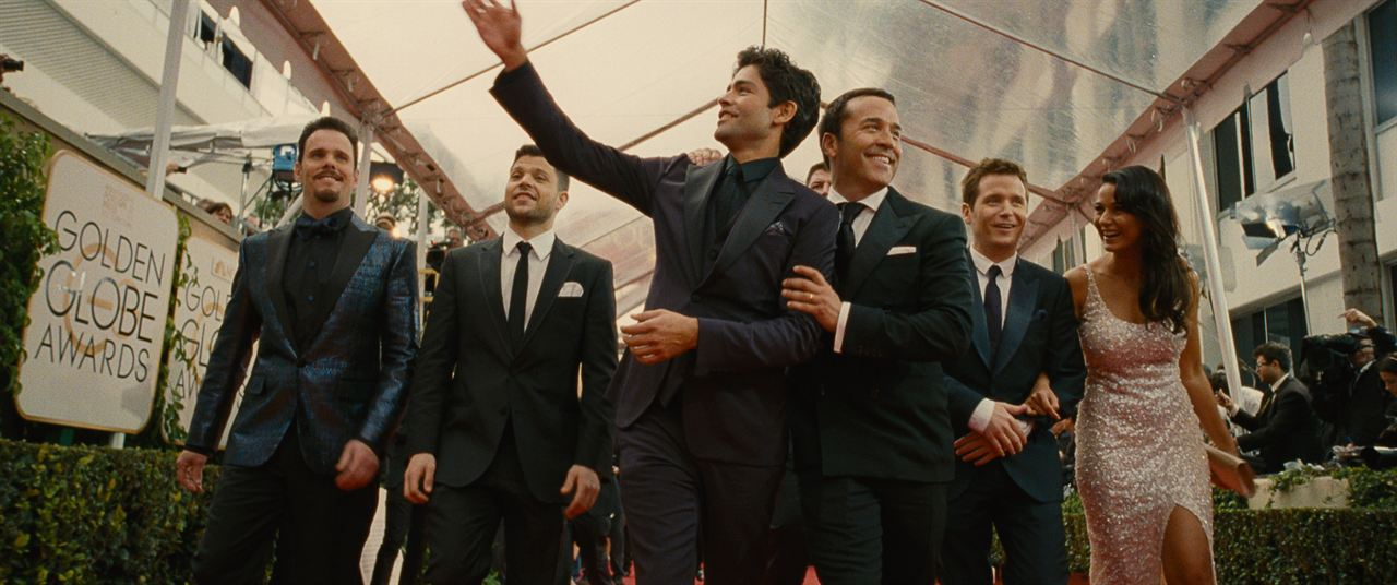 Entourage : Photo Adrian Grenier, Emmanuelle Chriqui, Jeremy Piven, Jerry Ferrara, Kevin Connolly