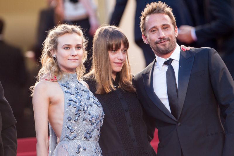 Maryland : Photo promotionnelle Alice Winocour, Diane Kruger, Matthias Schoenaerts