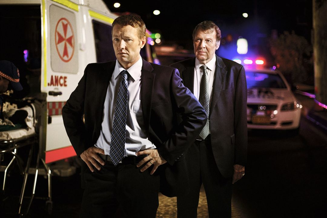 Criminel : Photo Joel Edgerton, Tom Wilkinson