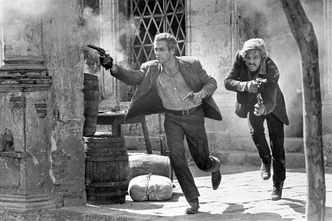 Les Joyeux débuts de Butch Cassidy et le Kid : Photo