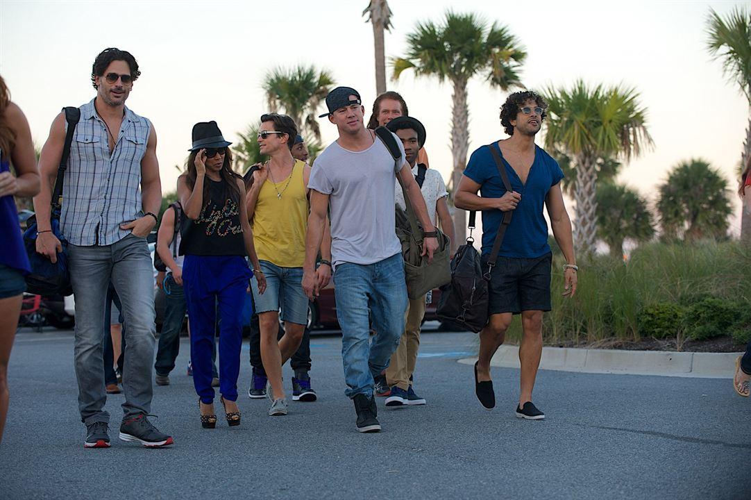 Magic Mike XXL : Photo Adam Rodriguez, Channing Tatum, Donald Glover, Jada Pinkett Smith, Joe Manganiello