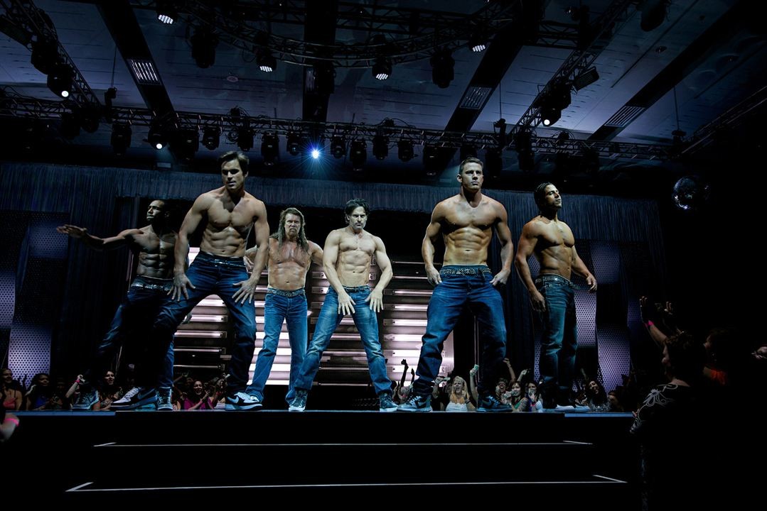 Magic Mike XXL : Photo Adam Rodriguez, Channing Tatum, Joe Manganiello, Kevin Nash, Matt Bomer