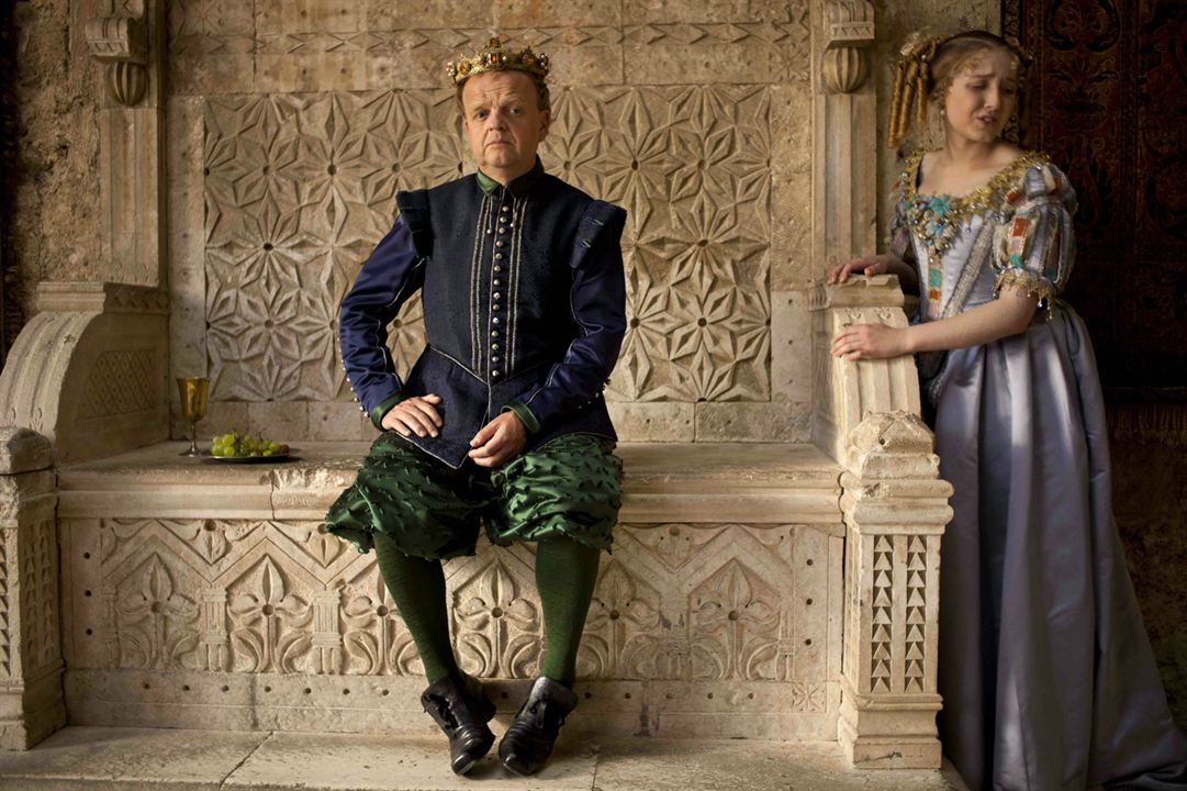 Tale of Tales : Photo Bebe Cave, Toby Jones
