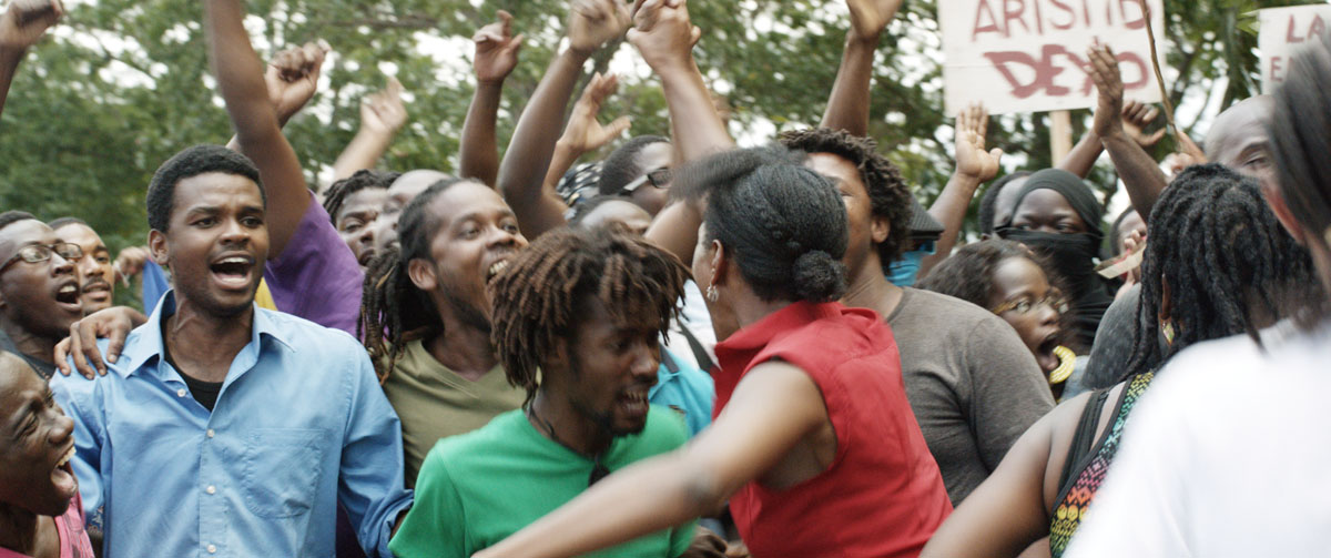 Port-au-Prince, Dimanche 4 Janvier : Photo