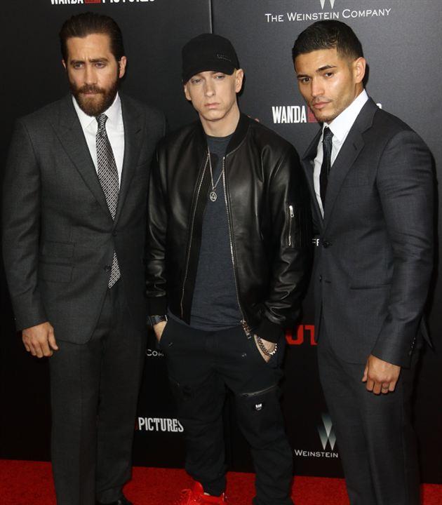 La Rage au ventre : Photo promotionnelle Eminem, Jake Gyllenhaal, Miguel Gomez (II)
