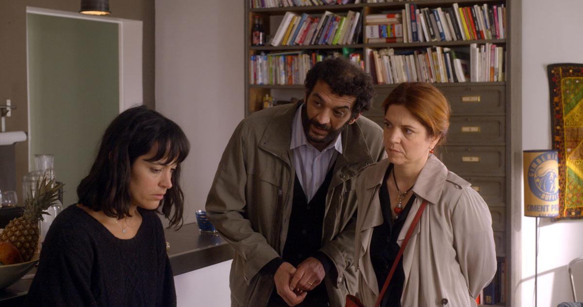 Je Suis À Vous Tout De Suite : Photo Agnès Jaoui, Ramzy Bedia, Vimala Pons