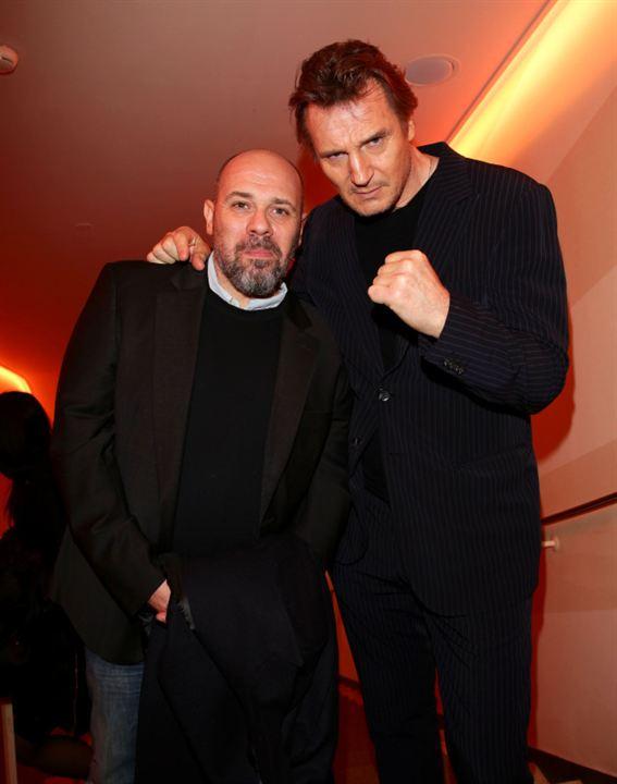 Taken 3 : Photo promotionnelle Liam Neeson, Olivier Megaton