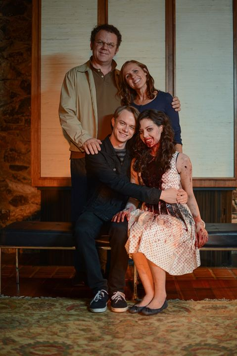 Life After Beth : Photo Aubrey Plaza, Dane DeHaan, John C. Reilly, Molly Shannon