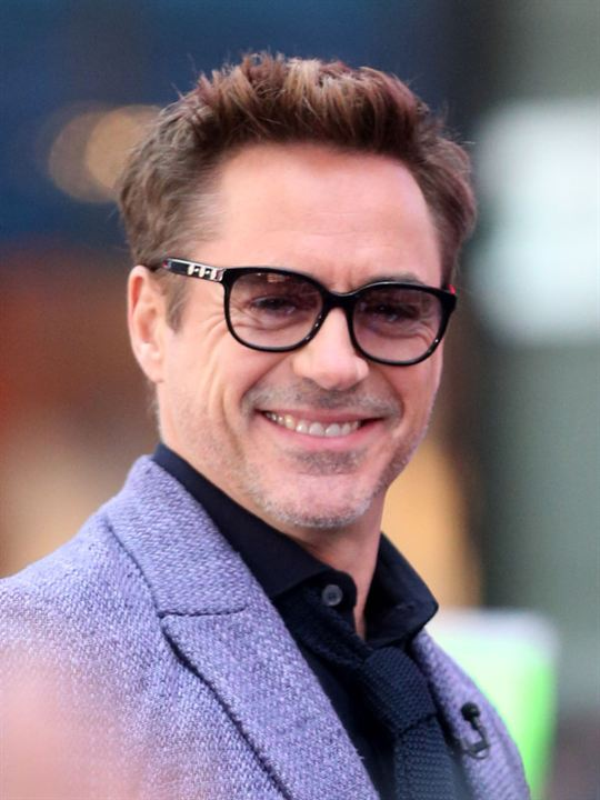 Avengers : L'ère d'Ultron : Photo promotionnelle Robert Downey Jr.
