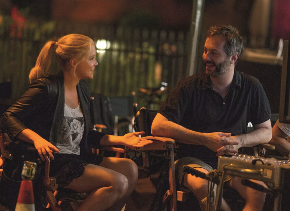 Crazy Amy : Photo Amy Schumer, Judd Apatow