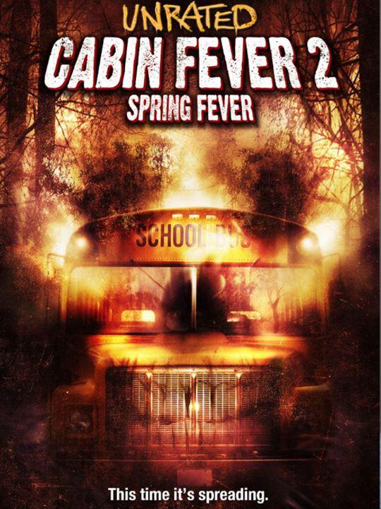 Cabin Fever 2 : Affiche