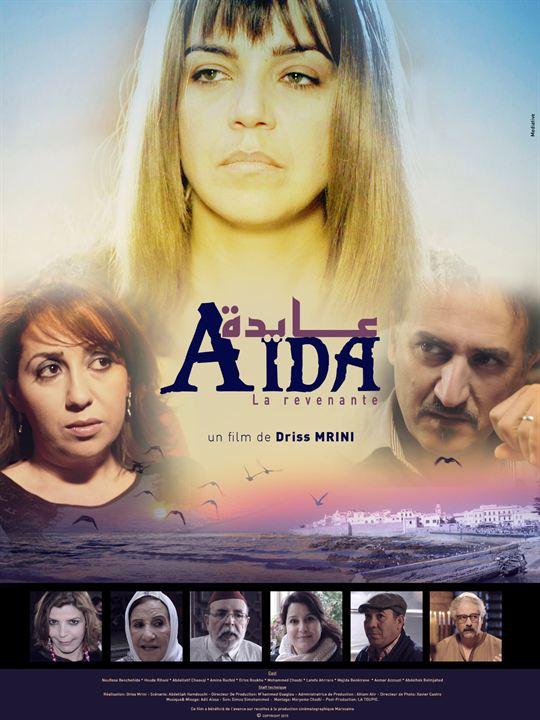 Aida : Affiche