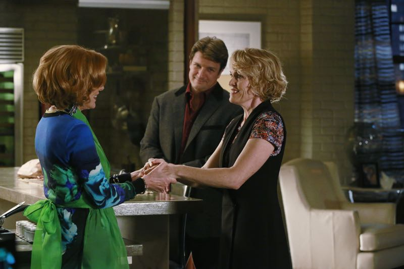 Photo Nathan Fillion, Stephanie Weir, Susan Sullivan