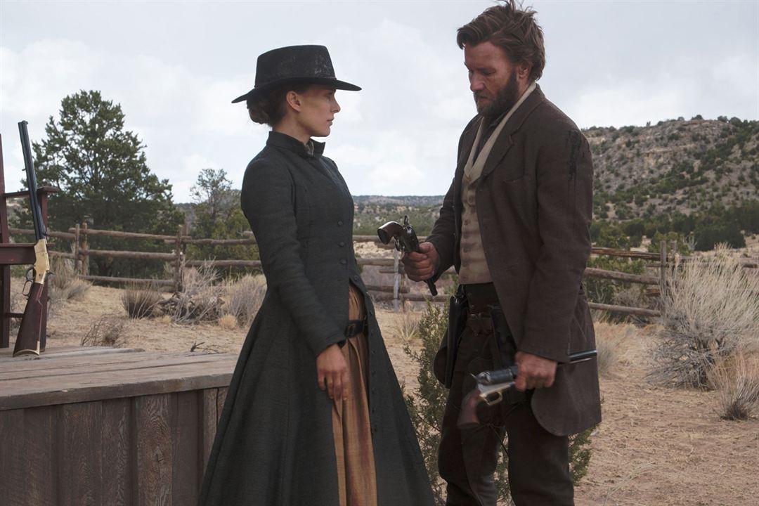 Jane Got a Gun : Photo Joel Edgerton, Natalie Portman
