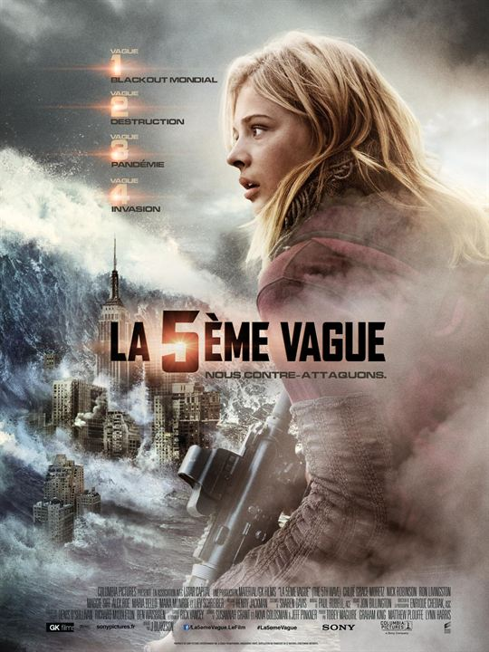 LA 5ÈME VAGUE – VF –